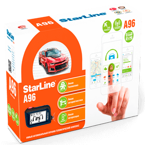 StarLine A96  2Can-Lin