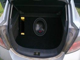 Замок капота на Тойота Рав 4 (Toyota RAV 4)