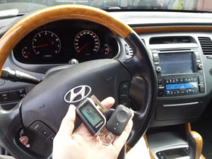 автозапус на Hyundai Grandeur