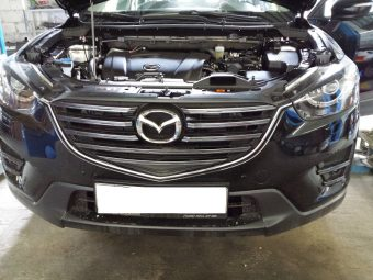 Парктроник на Mazda CX5