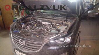 Сигнализация с запуском MazdaCX5