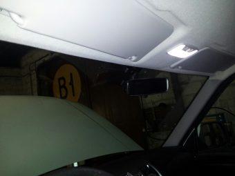 УАЗ Патриот антена от сигнализации