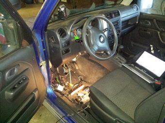Suzuki Jimny автозапуск