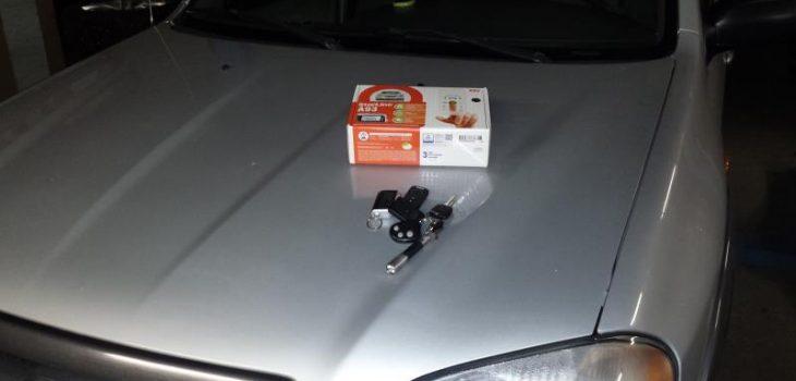 Уcтановка сигнализации на Mazda Tribute
