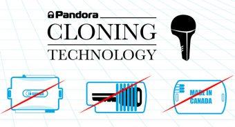 Pandora CLONE