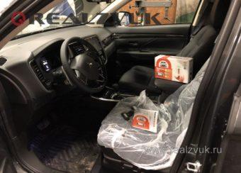 Автозапуск Mitsubishi Outlander