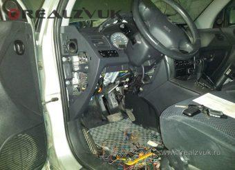 установка Сигнализации Hyundai Tucson