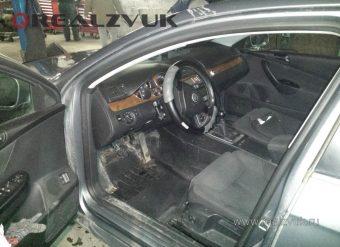 Установка сигнализации на VW Passat