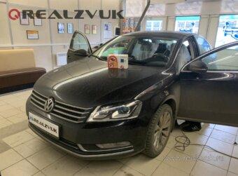 Установка сигнализации на Volkswagen Passat