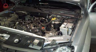 Установка автозапуска на VW