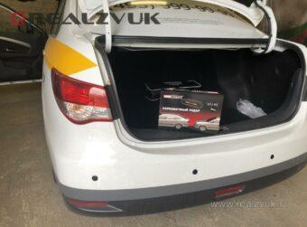 Парктроник Nissan Almera