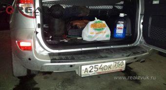 Парктроник Toyota RAV4
