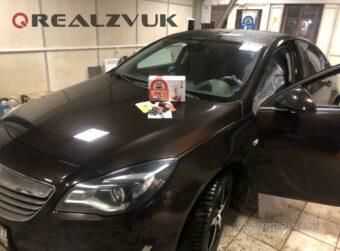 Автозапуск на Opel Insignia (Опель Инсигния)