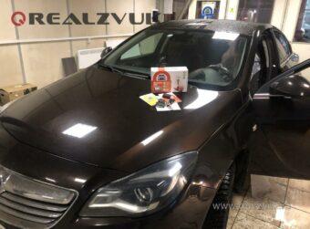 Автозапуск Opel Insignia