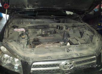 Сигнализация на Toyota RAV4