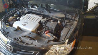 Сигнализация на Toyota Camry