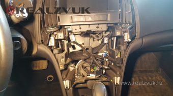 Межблочные кабеля в Opel