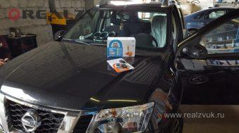Сигнализация на Nissan Terrano