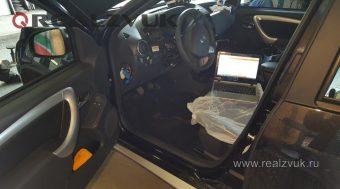Установка сигнализации на Nissan Terano