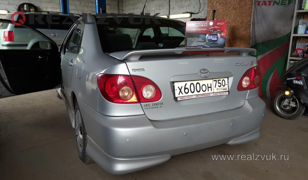 парктроник Parkmaster Toyota Corolla