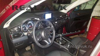 Камера на Mazda CX5