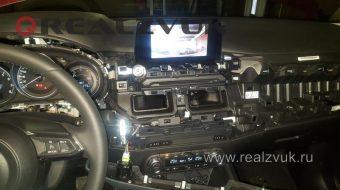 Камера Mazda CX5