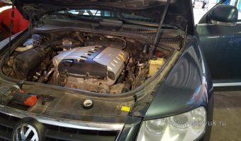 Сигнализация VW touareg