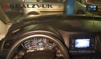 Mazda CX5 камера и парктроник