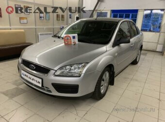 Сигнализация StarLine на Ford Focus 2