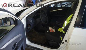 Сигнализация Nissan Almera