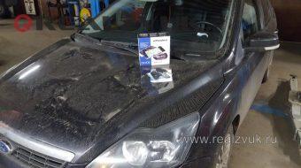 Pandora DX90b на форд фокукс