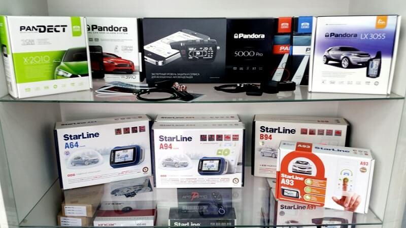 Сравнение автосигнализаций Starline и Pandora