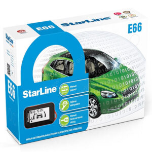 StarLine E66V2 BT ECO