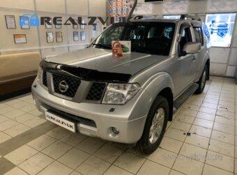 Сигнализация на Nissan Pathfinder
