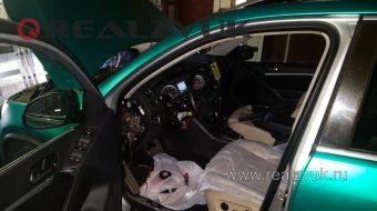 Автозапуск на Tiguan