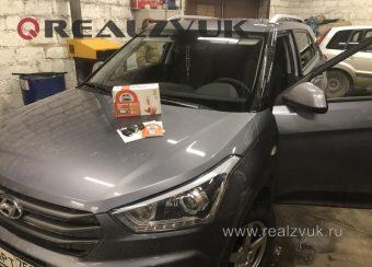 Starline a93 на Hyundai Creta