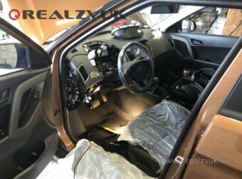 Сигнализация Hyundai Creta