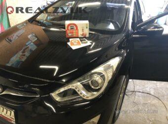 Сигнализация Hyundai i40