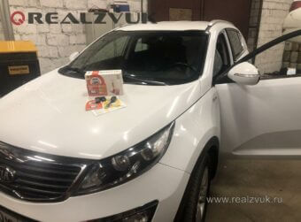 Kia Sportage А93