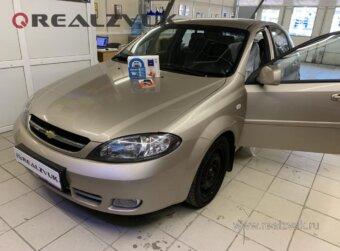 Сигнализация на Chevrolet Lacetti