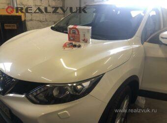 Сигнализация Nissan Qashqai