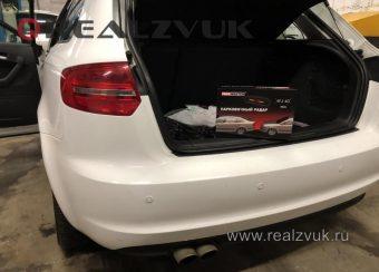 Парктроник на Audi A3