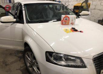 Сигнализация Starline на Audi A3