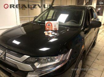 Mitsubishi Outlander starline a93