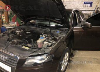 Сигнализация Audi A4