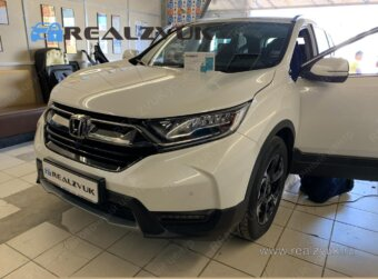 Сигнализация на Honda CRV