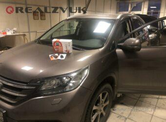 Honda CRV автозапуск