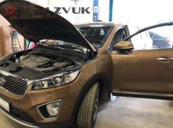 Автозапуск Kia Sorento Prime