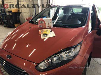 Сигнализация на Ford Fiesta