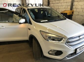 Шумоизоляция Ford Kuga